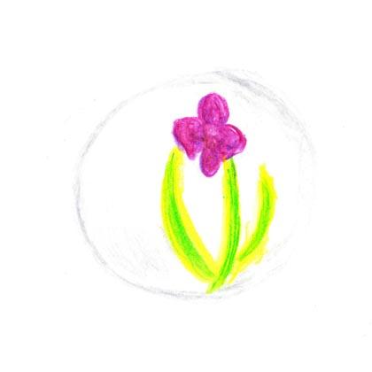毎日が和菓子日和 | 調布松月堂 | 季節の上用まんじゅう(あやめ)