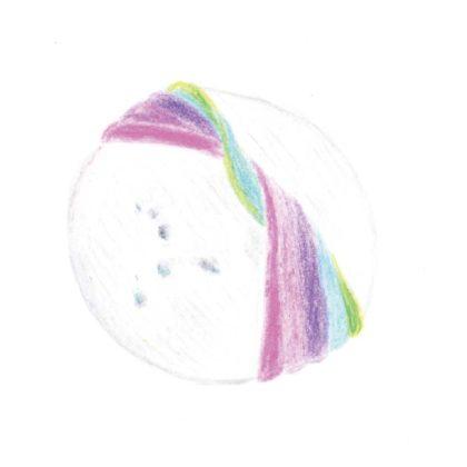毎日が和菓子日和 | 滋賀・しろ平老舗 | 湖上の虹