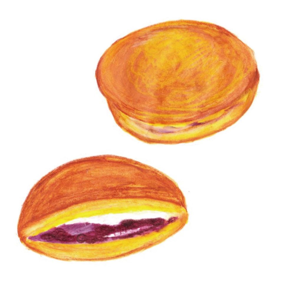 毎日が和菓子日和 | 東京・国領 亀乃子本舗 | 生ダどら焼き