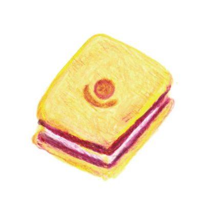 毎日が和菓子日和 | 東京・成城学園前 成城あんや | 米粉サンド