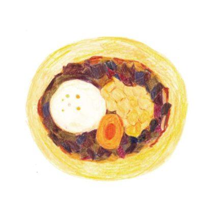毎日が和菓子日和 | 神奈川・鎌倉 こまめ | クリーム黒かん