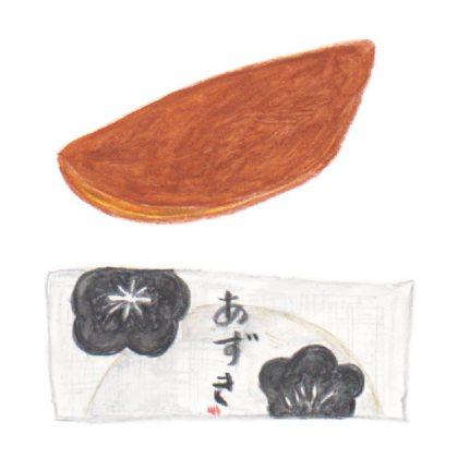 毎日が和菓子日和 | 京都・笹屋伊織 | あずき餅