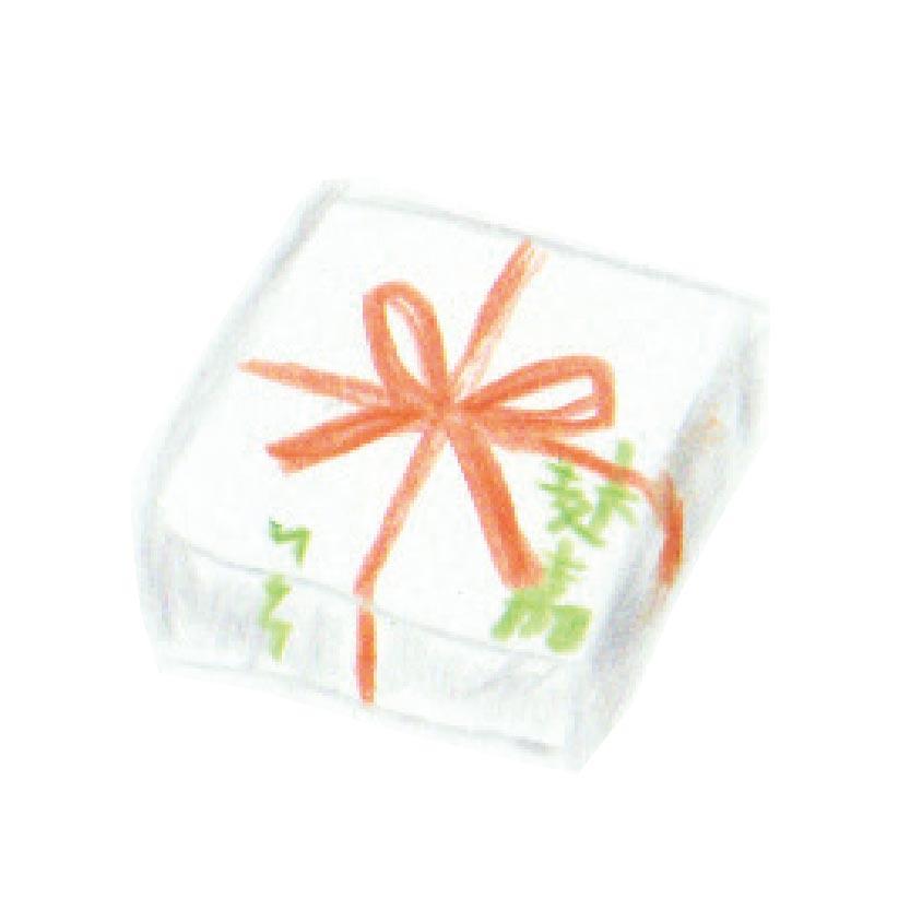 毎日が和菓子日和 | 京都・麩嘉 | 麩まんじゅう 包装