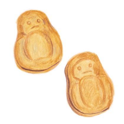 毎日が和菓子日和 | 京都・笹屋伊織 | だるまさん