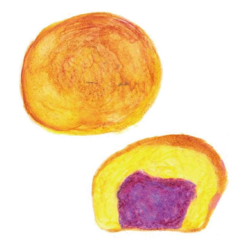 毎日が和菓子日和 | 大くに | あんぱん饅頭