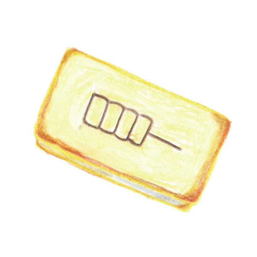 毎日が和菓子日和 | 京都・梅園 oyatsu | みたらしバターサンド