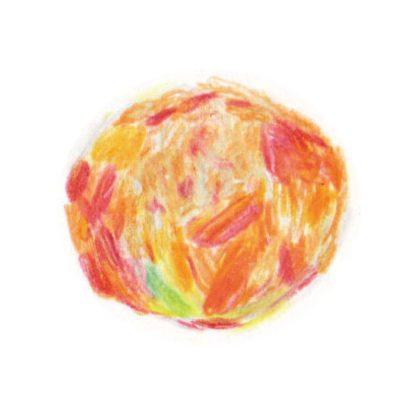 毎日が和菓子| 大野屋 | 初霜(季節の和菓子)