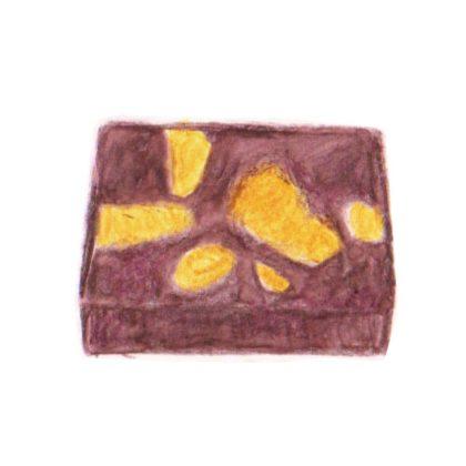 毎日が和菓子日和 | 引網香月堂 | 富山栗の栗蒸し羊羹(季節の和菓子)