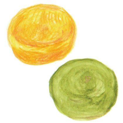 毎日が和菓子日和 | 京都・十代目伊兵衛菓舗 | uneスコーン