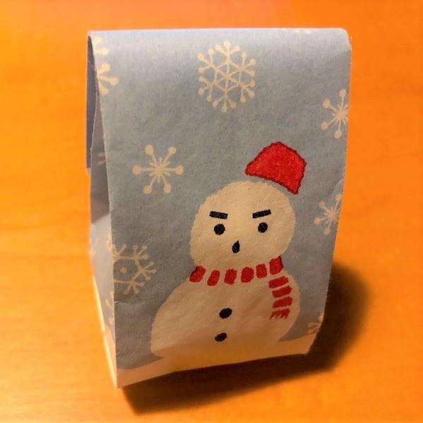 毎日が和菓子日和 | 五勝手屋本舗 | 雪だるま最中・パッケージ