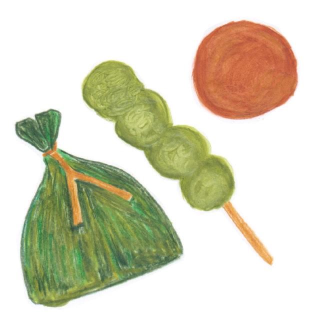 毎日が和菓子日和 | 禅寺丸本舗 | 麩まんじゅう・ずんだ団子・黒糖まんじゅう