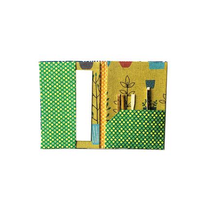 毎日が和菓子日和 | オリジナル和菓子グッズ | 黒文字&お懐紙入れ | ハンドメイド | ハードカバーの製本技術で
