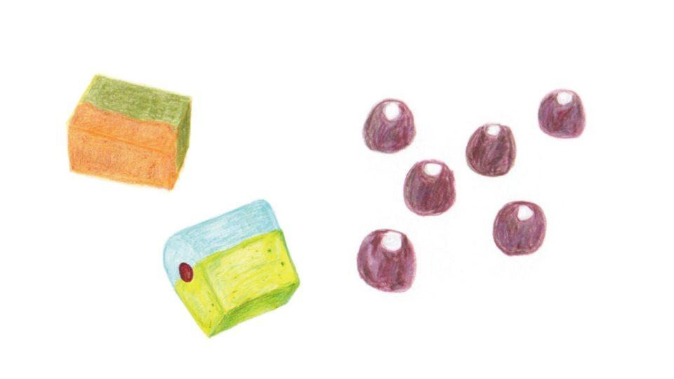 毎日が和菓子日和 | 暦生活 | 季節の和菓子帖・土用に食べたい和菓子