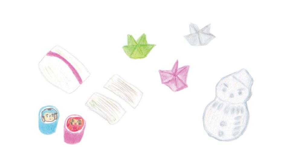 毎日が和菓子日和   暦生活   季節の和菓子帖・お正月   お正月・新春に食べたい和菓子
