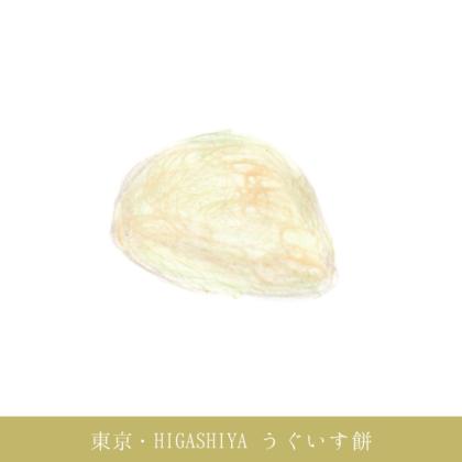 毎日が和菓子日和 | 季節の和菓子 早春 | うぐいす餅 | HIGASHIYA