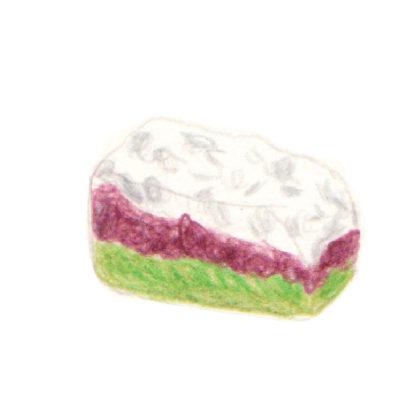 毎日が和菓子日和   意匠と銘を愉しむ  ささま「下萌」