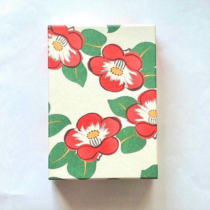 季節の和菓子 お水取り | 奈良 萬々堂通則 | 糊こぼしの箱