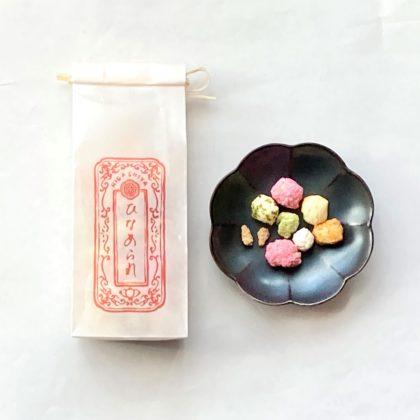 毎日が和菓子日和 | 東京・HIGASHIYA | ひなあられ
