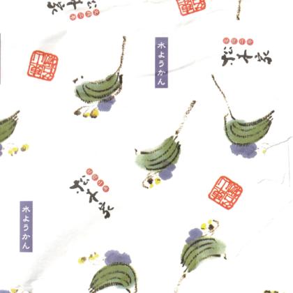 福島・松本家 | 包み紙(包装紙)