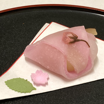 毎日が和菓子日和 | 東京・扇屋 | 花ごろも