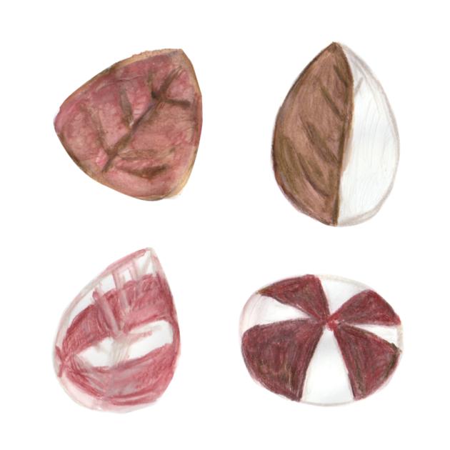 北海道 べこ餅 | 郷土菓子、地域菓子、端午の節句