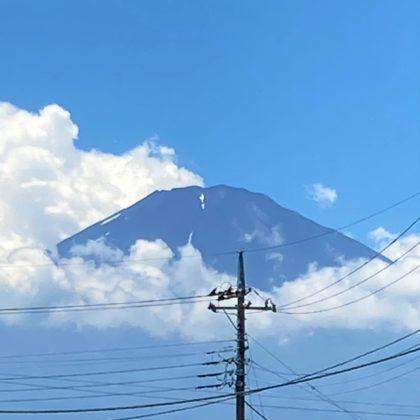 静岡 御殿場 富士山
