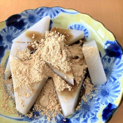 神奈川 川崎大師 | 久寿餅 | 住吉屋総本店 | 関東のくず餅 | 発酵食品